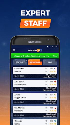 Tahmin112 - Betting Tips 3.2 screenshots 2