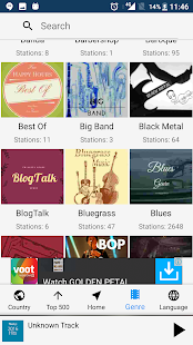 All In One Radio - Online Radio and Music Player - náhled