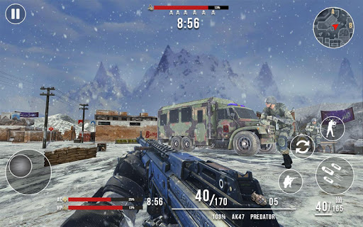 Rules of Modern World War V2 - FPS Shooting Game 1.1.1 screenshots 3