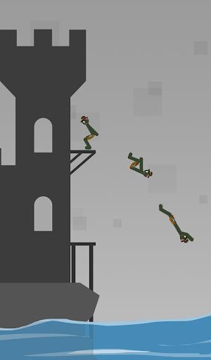 Stickman Flip Diving screenshot 3