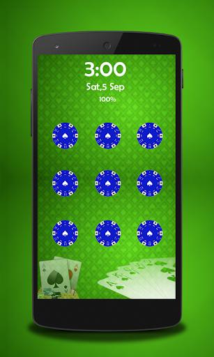 ポーカーパターンロック