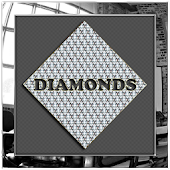 Diamonds Square Icon Pack