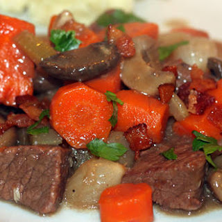 Boeuf Bourguignon (Beef Burgundy)