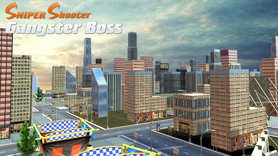 Sniper Shooter - Gangster Boss- screenshot thumbnail