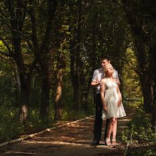 Wedding photographer Vitaliy Lisovoy (Lisovoy). Photo of 27.09.2014
