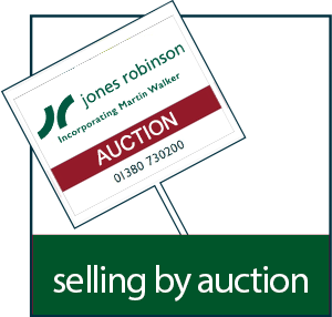 Auction your property with Martin Walker