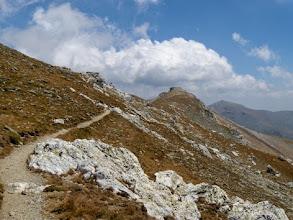 Photo: Nei pressi del Col de Tirapitz, 2781m.