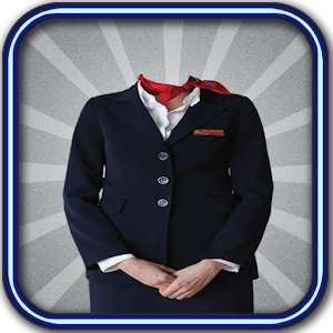 Air Hostess Photo Suit for PC