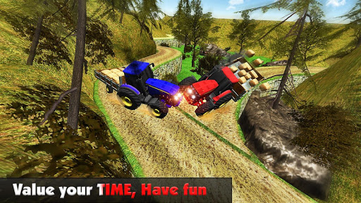 Rural Farm Tractor 3d Simulator - Tractor Games 2.1 screenshots 4