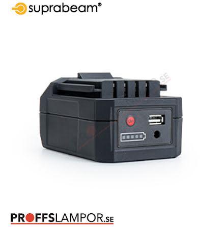 Tillbehör Batteri  Suprabeam Arbetslampa