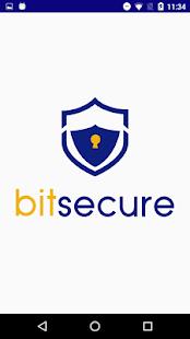 BitSecure - náhled