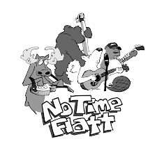 Photo: No Time Flatt logo