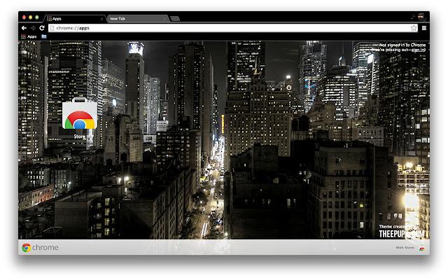 Chrome Web Store - Themes