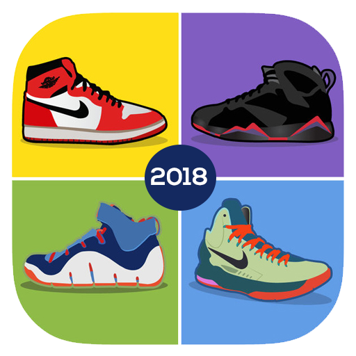 Sneaker Quiz : Guess The Sneaker Game
