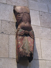 Photo: Torso of crucified Christ, The Cloisters