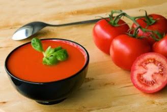 Photo: gazpacho de pomodori