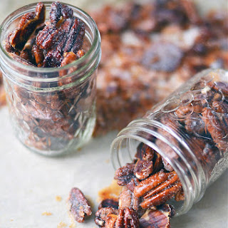 Honey Roasted Pecans Recipes