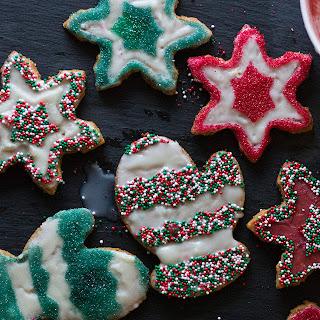 Chai Spiced Sugar Cookies {Grain-Free, Gluten-Free, Paleo