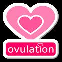 Ovulation Calendar App icon