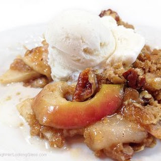 Mama's Best Apple Crisp