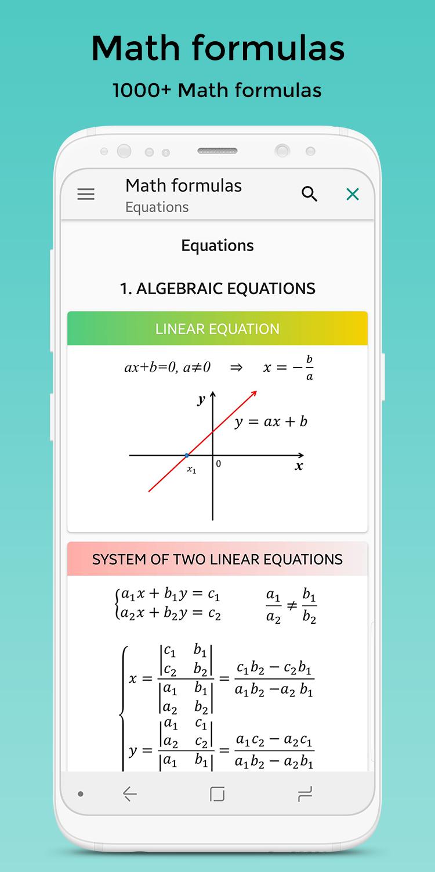 Calculus calculator & Solve for x ti-36 ti-84 Plus Screenshot 4