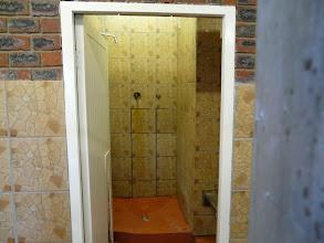 Photo: Ontwerp om die water deur die aantrek gedeelte te laat loop.
