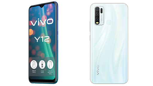 The Vivo Y12 and Y30 will be available in SA in early July.