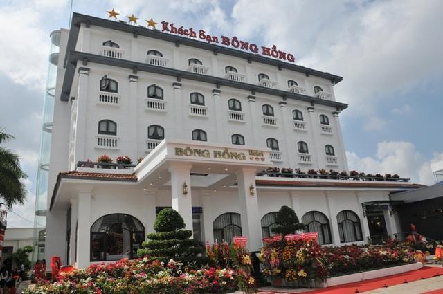 2. Khách sạn Sao Mai - Tại trung tâm TP. Cao Lãnh