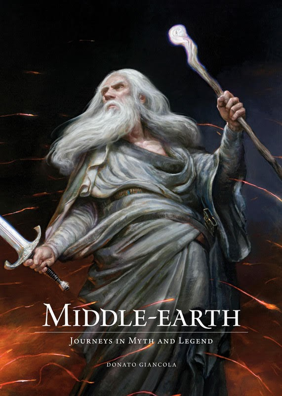 Middle-Earth: Journeys in Myth and Legend (2019)