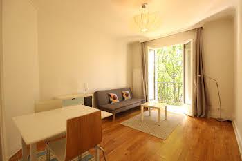 Appartement meublé 2 pièces 39,15 m2