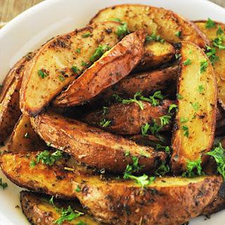 Baked Potato Wedges.