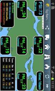 Sg Rain NowCast screenshot 0