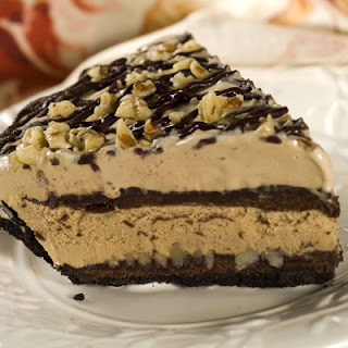Mississippi Mud Pie.