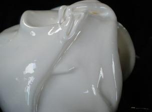 Vanilla Mousse With Marshmallow Sauce Recipe
