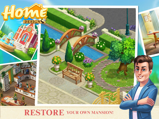 Home Design - Cooking Games & Home Decorating Game  screenshots 12