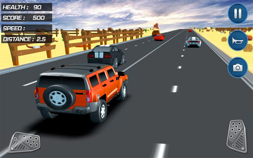 Highway Prado Racer  screenshots 5