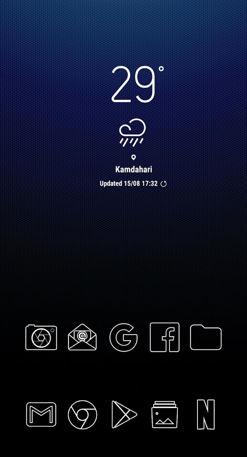 Fila - Icon Pack Screenshot 0