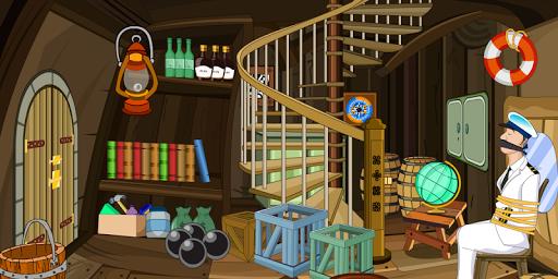 Flying Ship Escape Juegos (apk) descarga gratuita para Android/PC/Windows screenshot