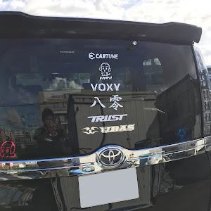 ヴォクシー ZRR80W ZS煌H28年式のカスタム事例画像 マッキー さんの2018年07月14日18:37の投稿