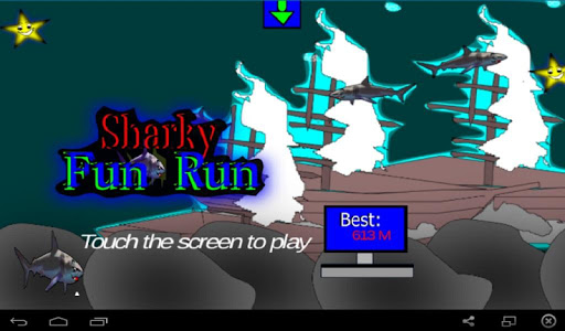 Sharky Fun Run