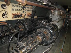Photo: Deutsches Museum exhibits: WWI U-boat