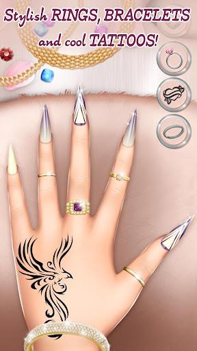 Nail Art Fashion Salon: Manicure and Pedicure Game 2.1.1 screenshots 6