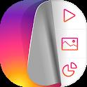 Analytics for Instagram icon