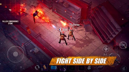 The Outlived: Zombie Survival APK screenshot thumbnail 5