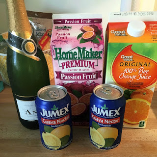 Champagne Orange Juice Mimosa Recipes