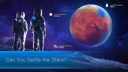 TerraGenesis – Space Settlers Mod 5.2.1 Apk [Unlimited Money] 1