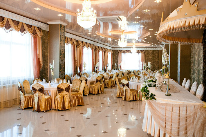Фото №9 зала Зал «Golden Нall»