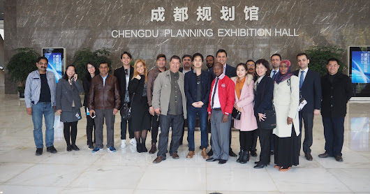 2016 WeGO e-Government Training Program in Chengdu