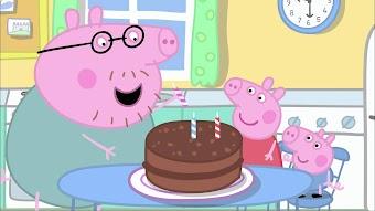 Mummy Pig's Birthday