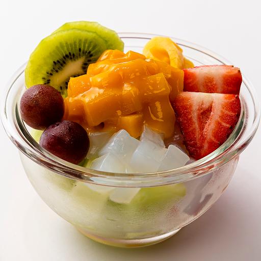 Mango Fruit Bowl